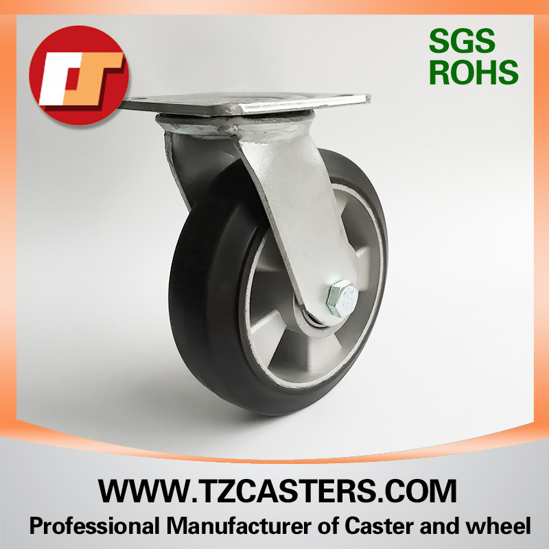 Universal heavy wheel frame-9